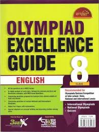 Olympiad Excellence Guide for English (Grade 8) - Kool Skool The Bookstore