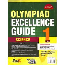 Olympiad Excellence Guide for Science (Grade 1) - Kool Skool The Bookstore