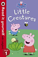 RIY 1 : Peppa Pig: Little Creatures - Kool Skool The Bookstore