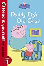 RIY 1 : Peppa Pig: Daddy Pig's Old Chair - Kool Skool The Bookstore