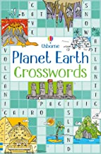 Usborne Planet Earth Crosswords - Kool Skool The Bookstore
