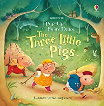 Usborne : Pop-Up Three Little Pigs - Kool Skool The Bookstore