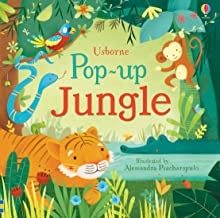Usborne : Pop-up Jungle - Kool Skool The Bookstore