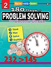 180 Days of : Problem Solving (Grade 2) - Kool Skool The Bookstore