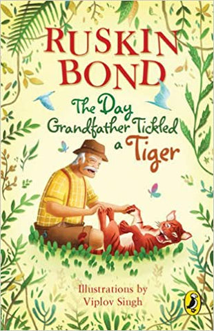 The Day Grandfather Tickled A Tiger - Kool Skool The Bookstore