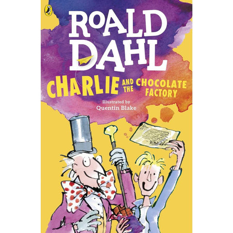 Charlie and the Chocolate Factory - Kool Skool The Bookstore