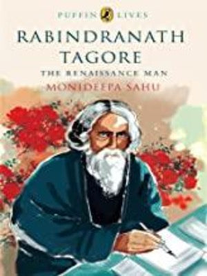 Puffin Lives : Rabindranath Tagore - Paperback - Kool Skool The Bookstore