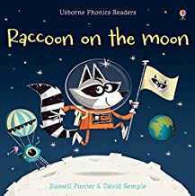 Usborne Phonics Readers: Raccoon on the Moon - Kool Skool The Bookstore