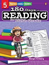 180 Days of : Reading (Grade 5) - Kool Skool The Bookstore