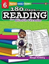 180 Days of : Reading (Grade 6) - Kool Skool The Bookstore