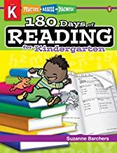 180 Days of : Reading (Kindergarten) - Kool Skool The Bookstore