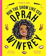 Oprah Winfrey : Run The Show Like CEO - Kool Skool The Bookstore