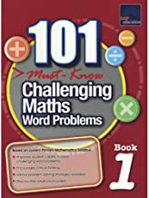 SAP 101 Must Know Challenging Maths Word Problems Level 1 - Kool Skool The Bookstore