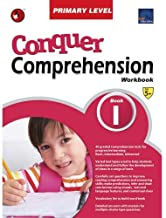 SAP Conquer Comprehension Workbook Primary Level 1 - Kool Skool The Bookstore