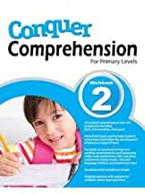 SAP Conquer Comprehension Workbook Primary Level 2 - Kool Skool The Bookstore