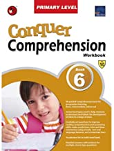 SAP Conquer Comprehension Workbook Primary Level 6 - Kool Skool The Bookstore