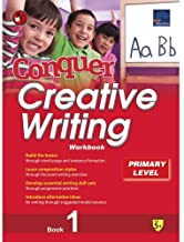 SAP Conquer Creative Writing Workbook Primary Level 1 - Kool Skool The Bookstore