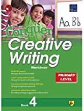 SAP Conquer Creative Writing Workbook Primary Level 4 - Kool Skool The Bookstore