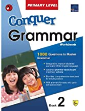 SAP Conquer Grammar Workbook Primary Level 2 - Paperback - Kool Skool The Bookstore