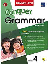SAP Conquer Grammar Workbook Primary Level 4 - Paperback - Kool Skool The Bookstore