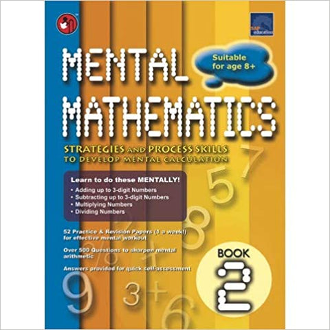 SAP Mental Mathematics Level 2 - Kool Skool The Bookstore