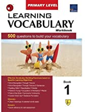SAP Learning Vocabulary Workbook Primary Level 1 - Kool Skool The Bookstore