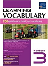 SAP Learning Vocabulary Workbook Primary Level 3 - Paperback - Kool Skool The Bookstore