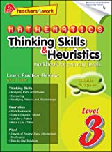 SAP Mathematics Thinking Skills & Heuristics Primary Level 3 - Kool Skool The Bookstore