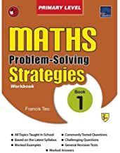SAP Maths Problem Solving Strategies Workbook Primary Level 1 - Paperback - Kool Skool The Bookstore