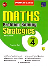 SAP Maths Problem Solving Strategies Workbook Primary Level 4 - Paperback - Kool Skool The Bookstore