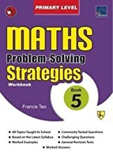 SAP Maths Problem Solving Strategies Workbook Primary Level 5 - Paperback - Kool Skool The Bookstore
