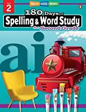 180 Days of : Spelling & Word Study (Garde 2) - Kool Skool The Bookstore