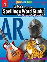 180 Days of : Spelling & Word Study (Grade 4) - Kool Skool The Bookstore