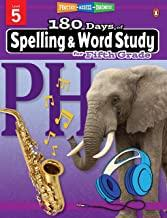 180 Days of Spelling & Word Study (Grade5) - Kool Skool The Bookstore