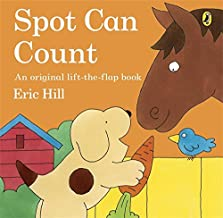 Spot Can Count : An Original lift-the-flap book - Kool Skool The Bookstore