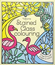 Stained Glass Colouring - Kool Skool The Bookstore