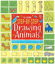 Usborne Step-by-Step Drawing Animals - Kool Skool The Bookstore