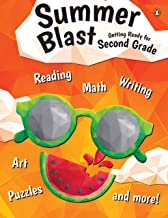 Summer Blast : Getting Ready for (Grade 2) - Kool Skool The Bookstore