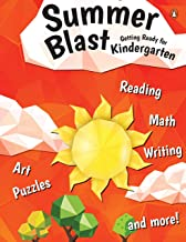 Summer Blast : Getting Ready for (Grade Kindergarten) - Kool Skool The Bookstore