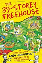 The 39-Storey Treehouse - Kool Skool The Bookstore