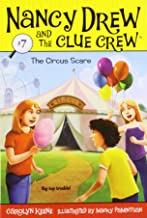 Nancy Drew And The Clue Crew #7 : The Circus Scare - Kool Skool The Bookstore