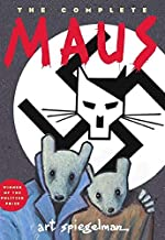 The Complete Maus ( Graphic Novel ) - Kool Skool The Bookstore