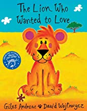 The Lion Who Wanted To Love - Kool Skool The Bookstore