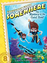 Greetings From Somewhere #8 : The Mystery At The Coral Reef - Kool Skool The Bookstore