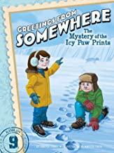 Greetings From Somewhere #9 : The Mystery of The Icy Paw Prints - Kool Skool The Bookstore