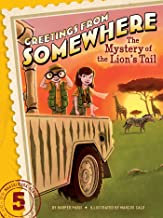 Greetings From Somewhere #5 : The Mystery of The Lion's Tail - Kool Skool The Bookstore