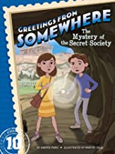 Greetings From Somewhere #10 : The Mystery of The Secret Society - Kool Skool The Bookstore
