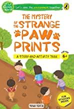 The Green World :The Mystery of the Strange Paw Prints - Kool Skool The Bookstore