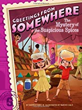 Greetings From Somewhere #6 : The Mystery of The Suspicious Spices - Kool Skool The Bookstore