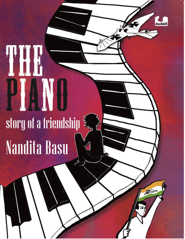 The Piano : Story of a Friendship - Paperback - Kool Skool The Bookstore
